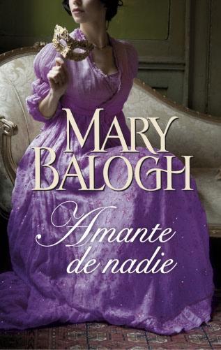 Trilogía Amantes - Mary Balogh AmantedenadieG