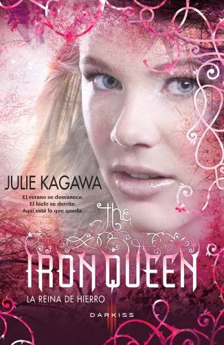 Trilogía Iron Fae / Julie Kagawa (inglés) IronQueenH